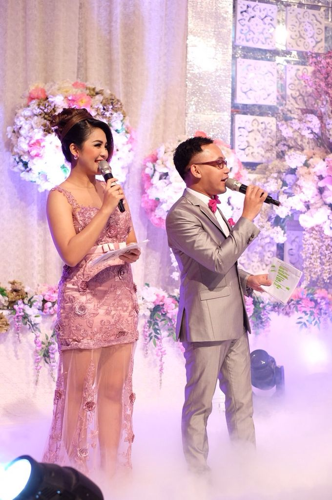 The Wedding of Andhy & Stephany by Mc ChokySaputra - 002