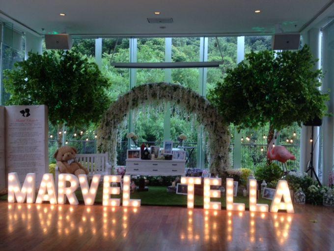 Wedding Reception by Padma Hotel Bandung - 008