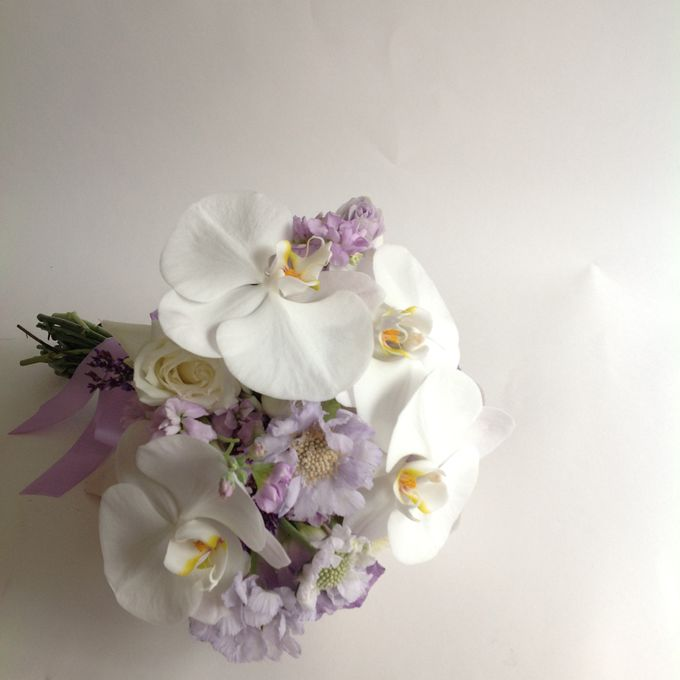 Bridal Bouquets by One Olive - 002