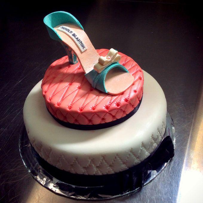 Yamuna Wedding Cake by Yamuna Homemade Pastry & Dietary - 003