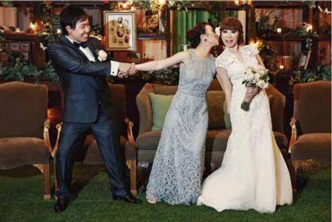 The Wedding of Lauren & Putri by FIVE Seasons WO - 002