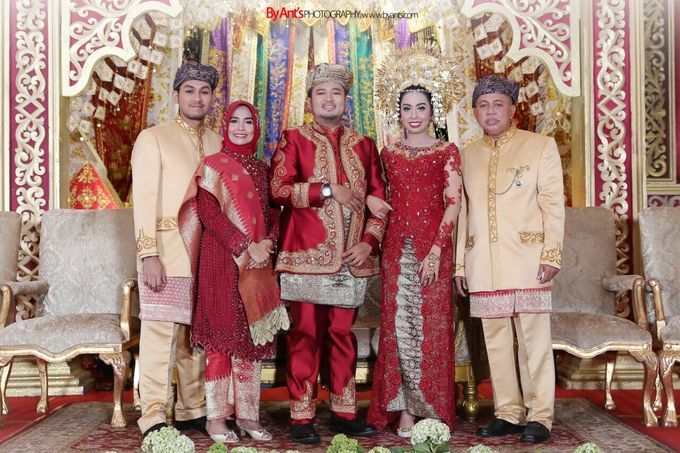 Rangkaian Pernikahan Dhita Rio by DES ISKANDAR - 005