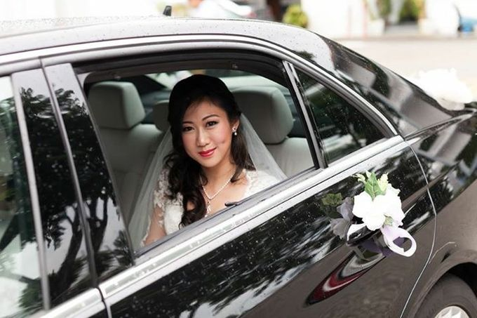 Clarissa Day Bridal by Lili Makeup Specialist - 003