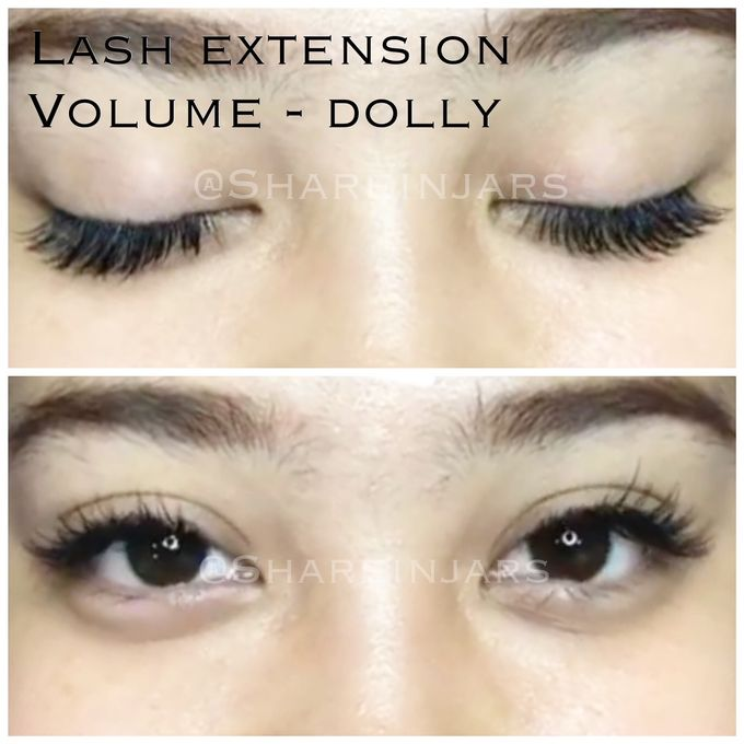 Lash Extension Lash Lift Tint By Mj Makeup Hairstyling