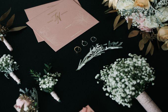 Tomo & Nathali by Yulika Florist & Decor - 004