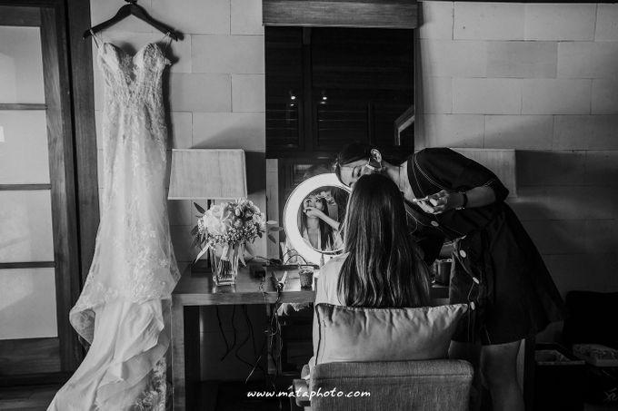Bryant & Tesia Wedding by Mata Photography - 002