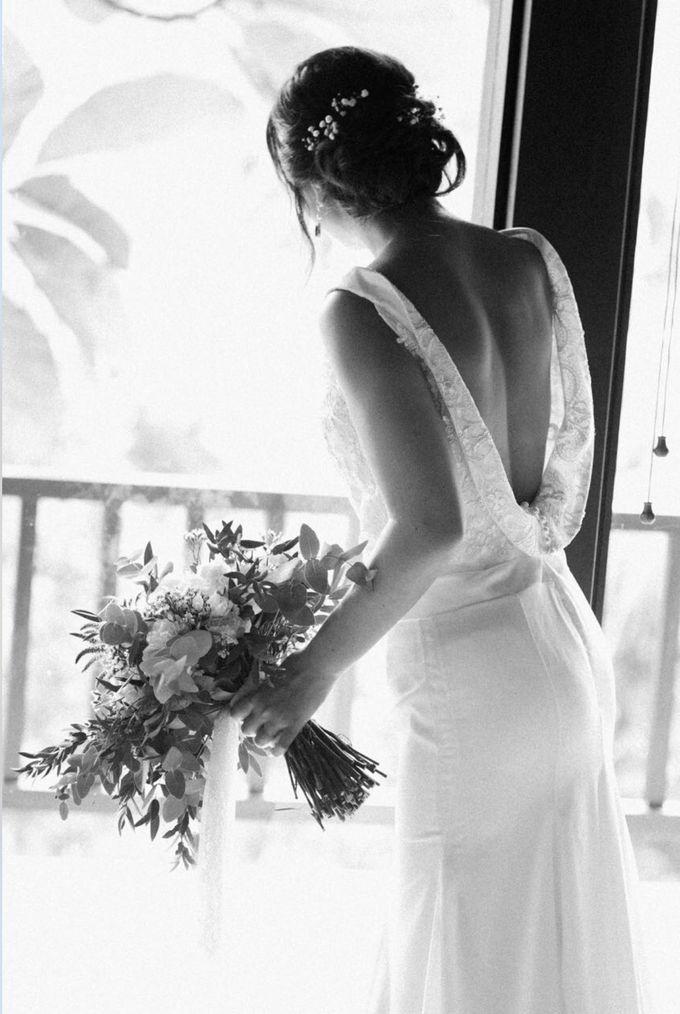 Kimiko Wedding by Nicolas Laville Couture - 004