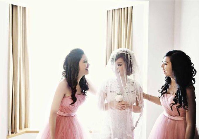 The Wedding of Lauren & Putri by FIVE Seasons WO - 004