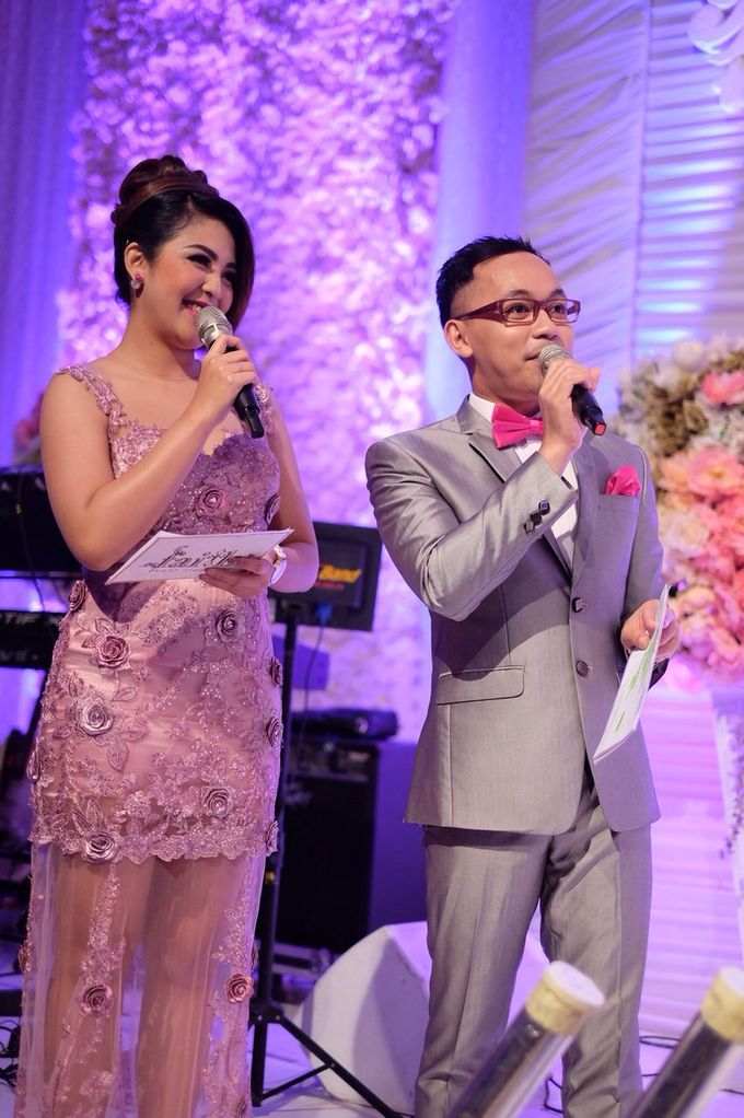 The Wedding of Andhy & Stephany by Mc ChokySaputra - 006