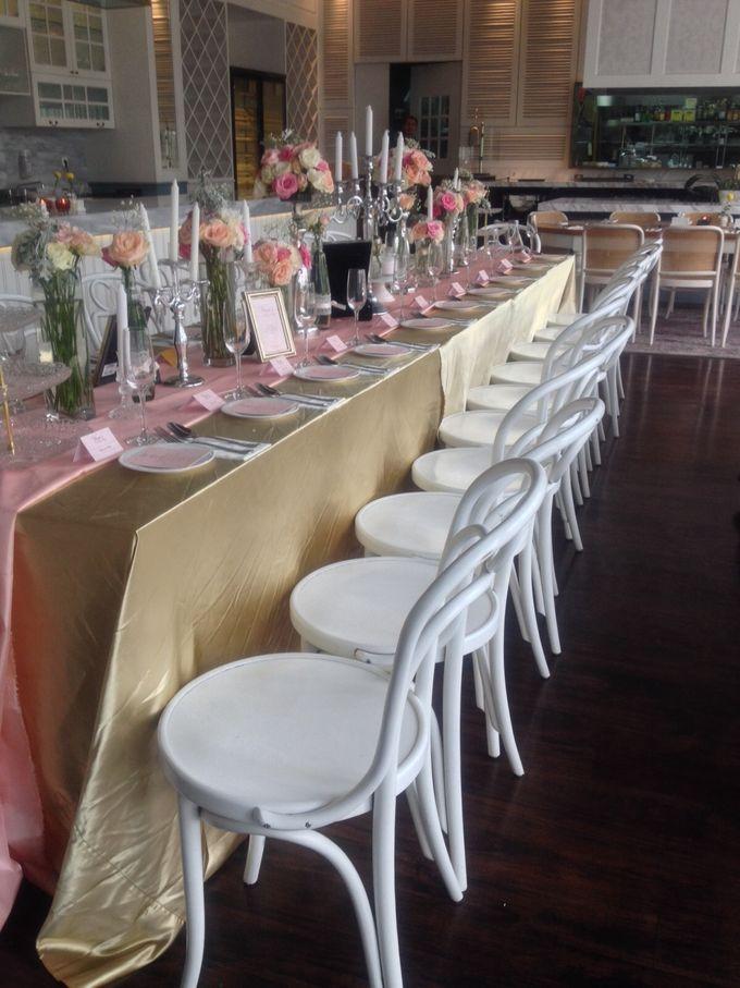 Wedding Decoration by Wyl's Kitchen - 011