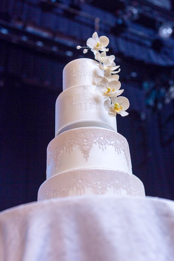 Wedding Cakes by The Quirky Taste - 018