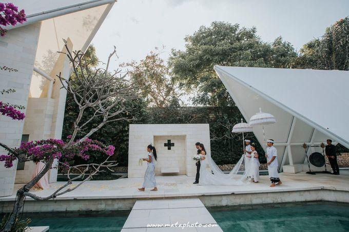 Bryant & Tesia Wedding by Mata Photography - 006