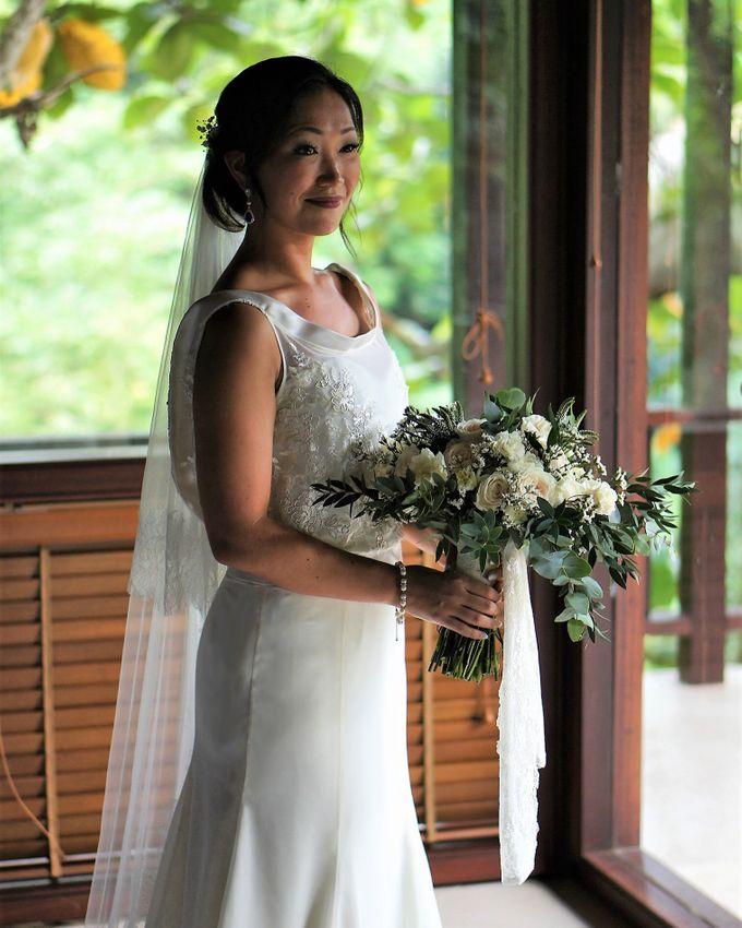 Kimiko Wedding by Nicolas Laville Couture - 003