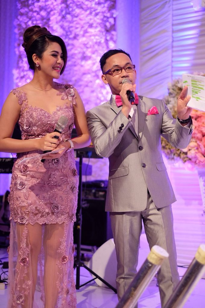 The Wedding of Andhy & Stephany by Mc ChokySaputra - 007