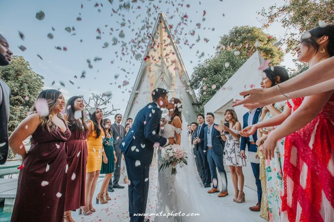 Bryant & Tesia Wedding by Mata Photography - 007