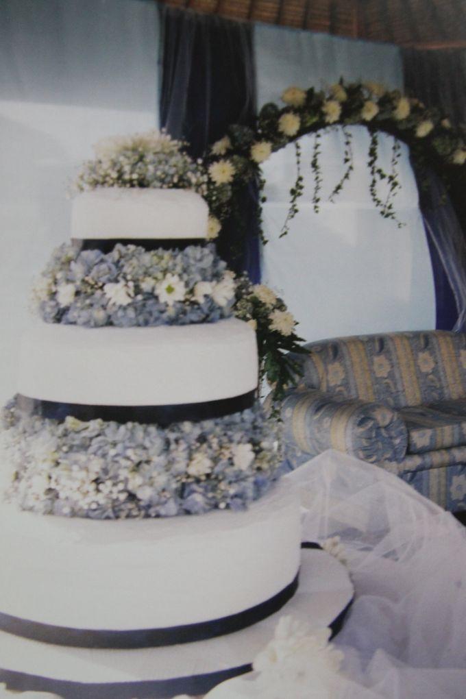 Yamuna Wedding Cake by Yamuna Homemade Pastry & Dietary - 006