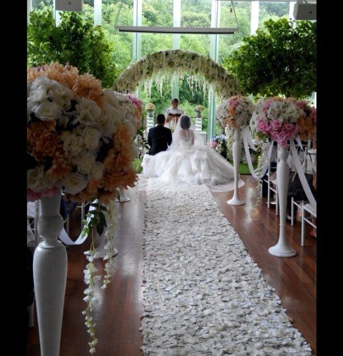 Wedding Reception by Padma Hotel Bandung - 001
