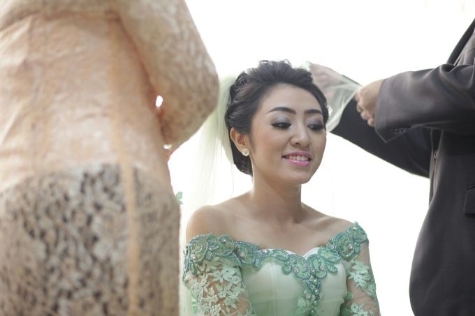Danto & Egenia Wedding by Gorgeous Bridal Jakarta - 004