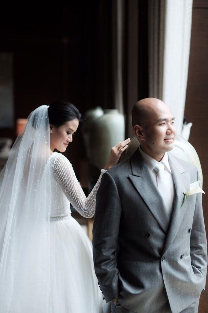 Aryan Bunbuarka & Magdalena Gunawan by Open Quarter Tailor - by Brillington Brothers - 002