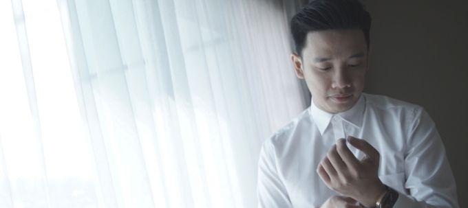 Grand Mercure Hotel - Iyan & Erry Wedding Day by Impressions Wedding Organizer - 003