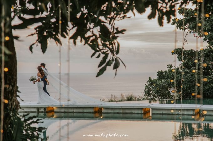 Bryant & Tesia Wedding by Mata Photography - 008