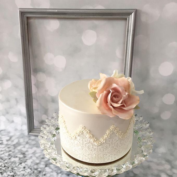 Hantaran Cake by Miss Shortcakes - 001