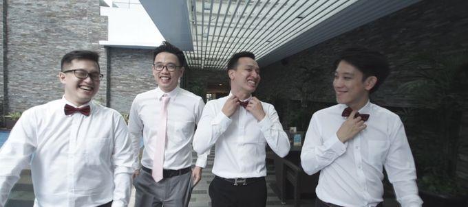 Grand Mercure Hotel - Iyan & Erry Wedding Day by Impressions Wedding Organizer - 001