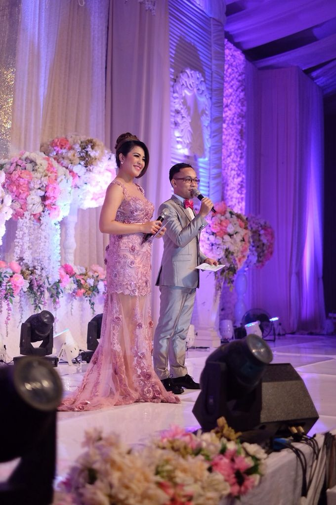 The Wedding of Andhy & Stephany by Mc ChokySaputra - 010