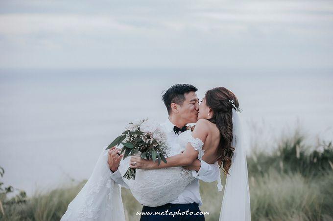 Bryant & Tesia Wedding by Mata Photography - 001