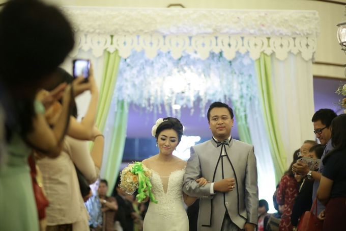 Danto & Egenia Wedding by Gorgeous Bridal Jakarta - 007