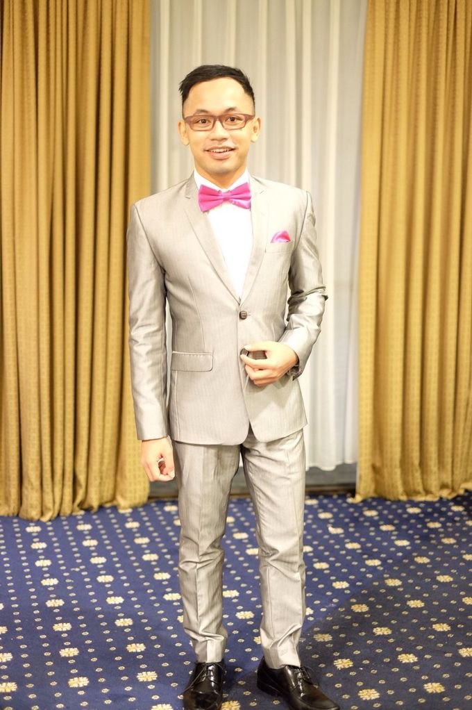 The Wedding of Andhy & Stephany by Mc ChokySaputra - 011