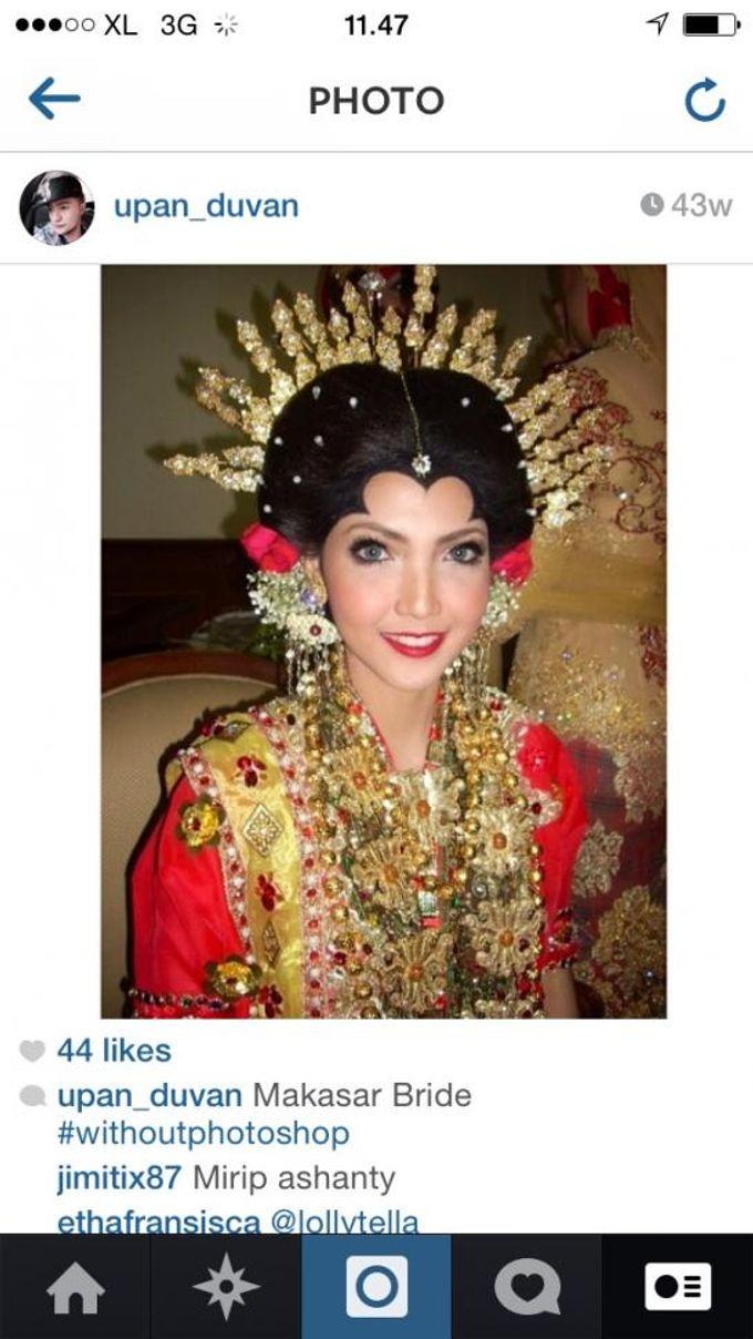 Makassar bride by Upan Duvan - 001
