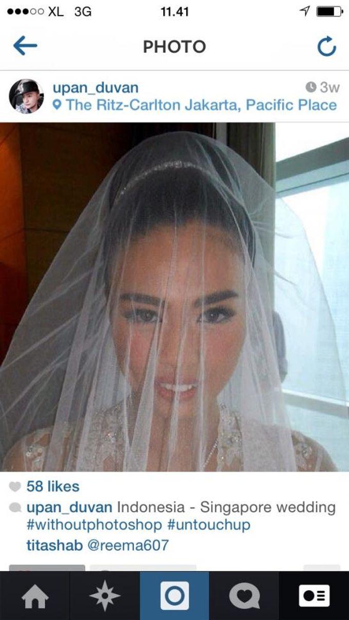Internasional bride by Upan Duvan - 001