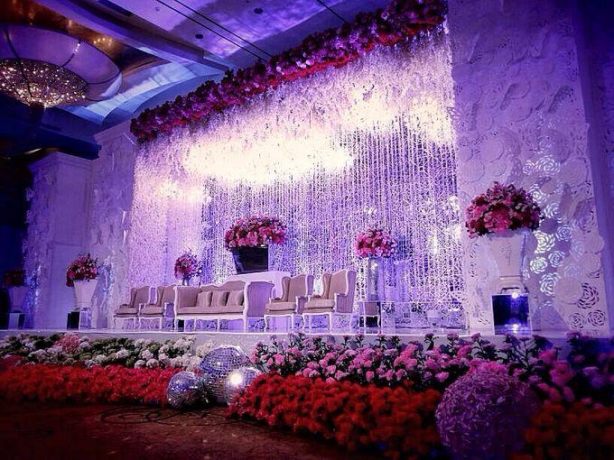 Wedding Reception of Jimmy & Deviana by Lumens Indonesia - 001