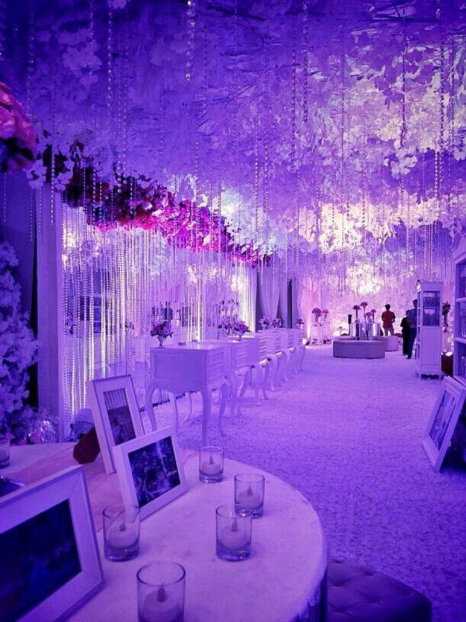 Wedding Reception of Jimmy & Deviana by Lumens Indonesia - 002