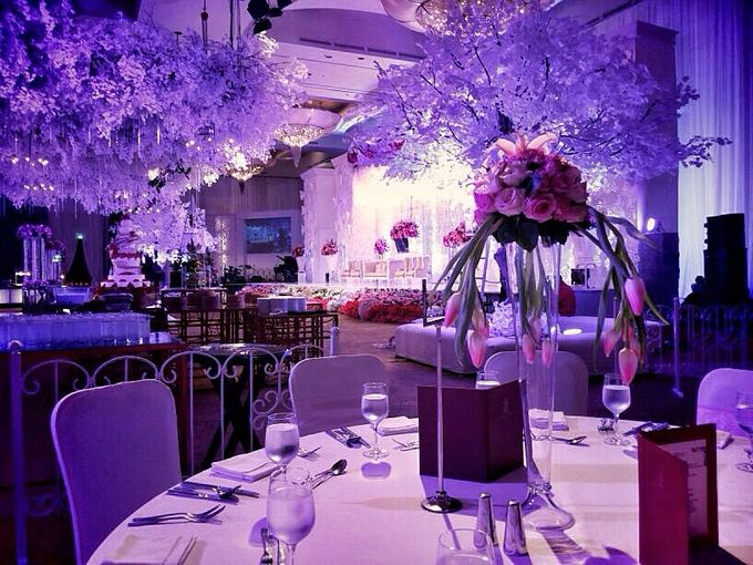 Wedding Reception of Jimmy & Deviana by Lumens Indonesia - 003