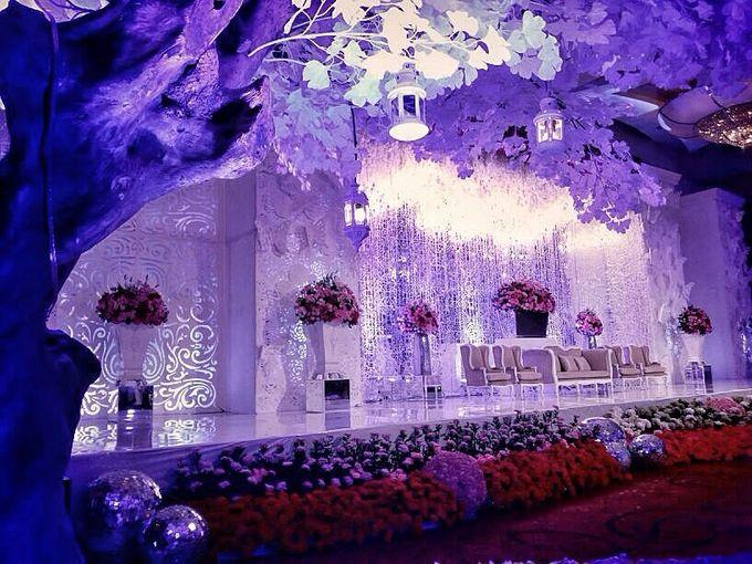Wedding Reception of Jimmy & Deviana by Lumens Indonesia - 004