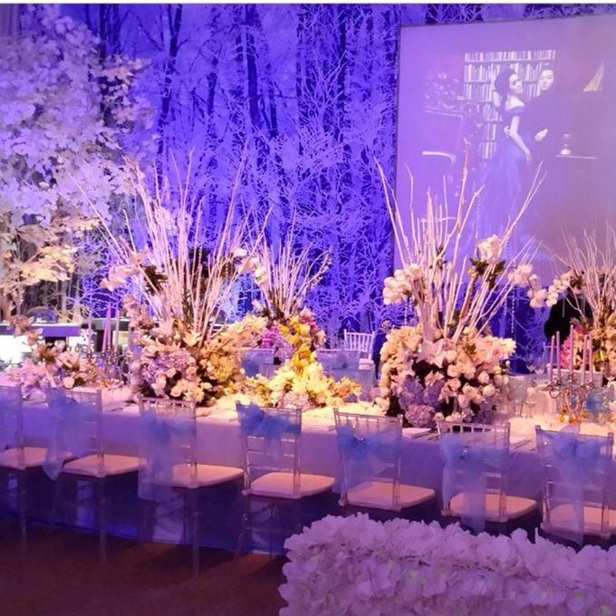 Wedding Reception of Bobby & Selvira by Lumens Indonesia - 001