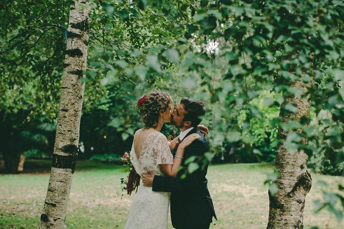 Real Bride- rustic romantic by Green Scarf Girl - 003