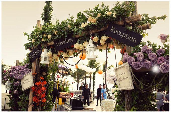 Detail of AiLuoSi by AiLuoSi Wedding & Event Design Studio - 001
