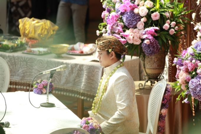 Alya & Catra - When Java meets Minang by Culture Royale Catering - 001