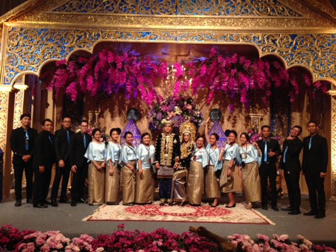 Alya & Catra - When Java meets Minang by Culture Royale Catering - 002