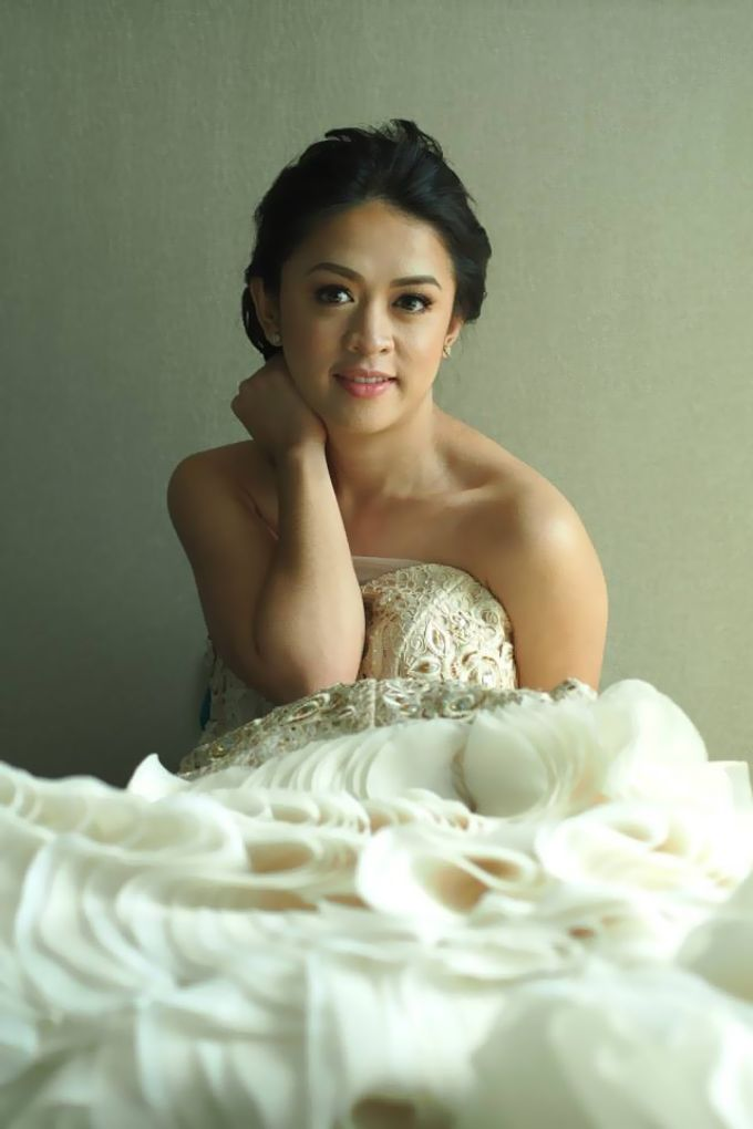 Real Brides by Melody Tinoy Makeup Artist - 010