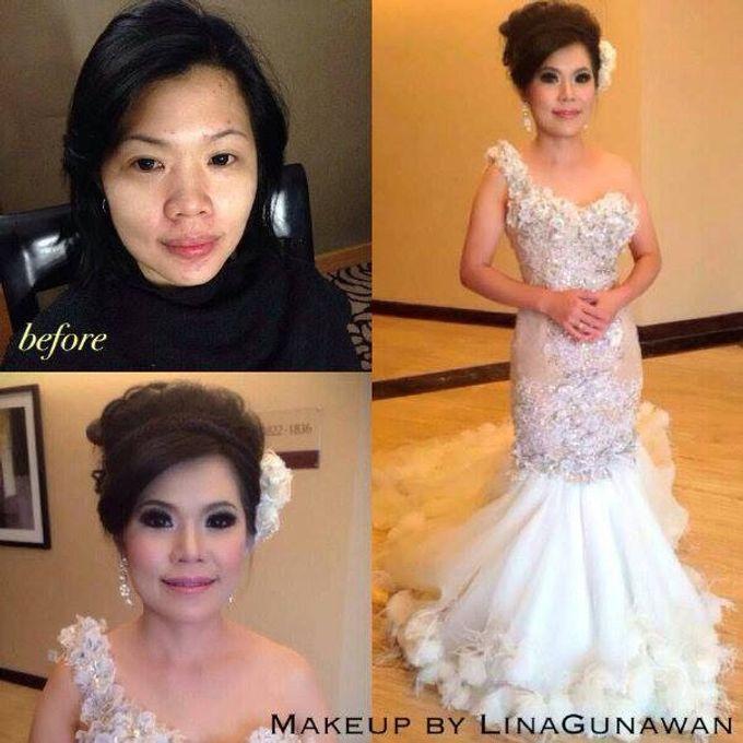WeddingMakeup by Lina Gunawan MakeUpArtist - 002