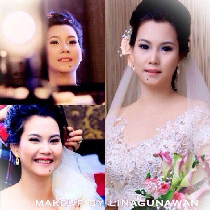 WeddingMakeup by Lina Gunawan MakeUpArtist - 005