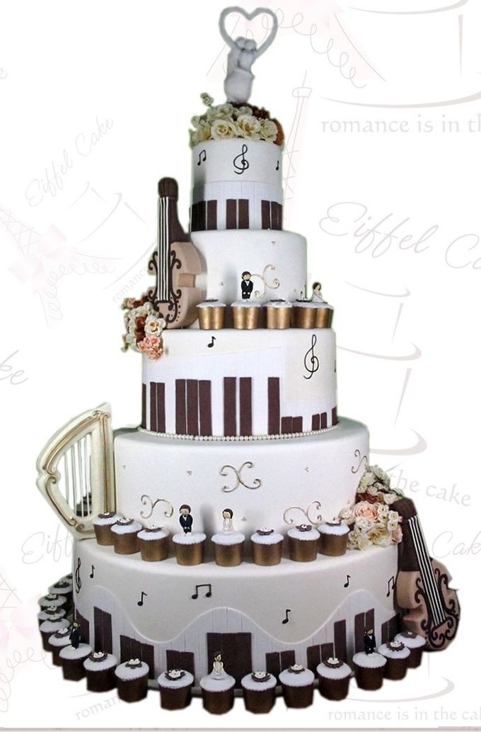 Beautiful Journey comes from a Beautiful Cake by EIFFEL CAKE - 011