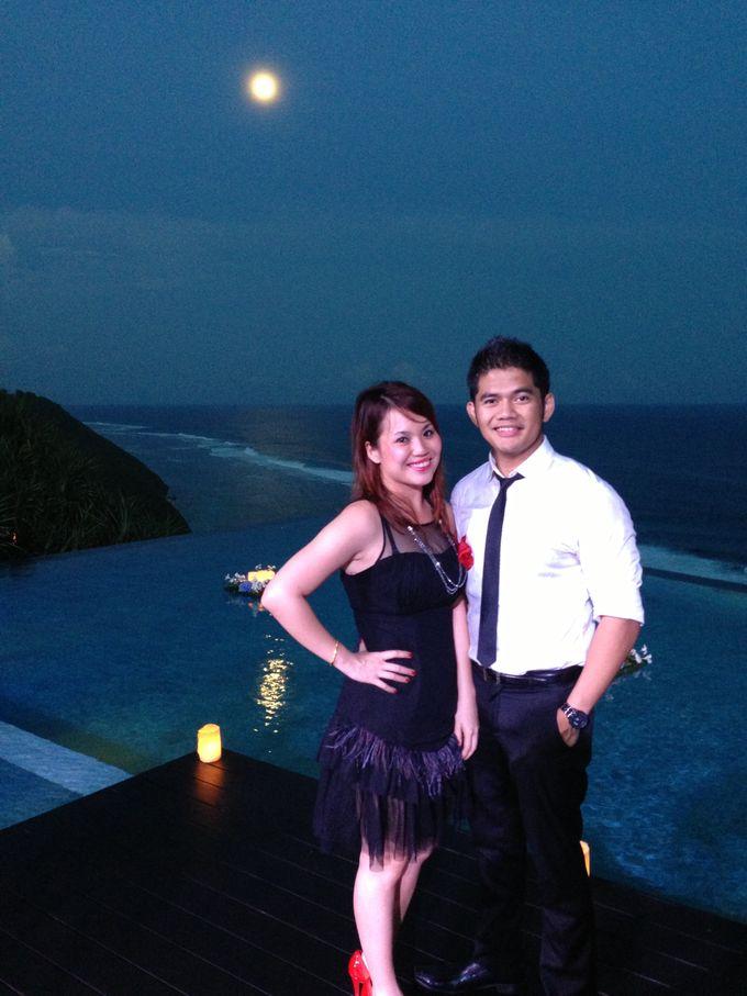 Uluwatu Cliff Wedding in Bali by ShiLi & Adi - 007