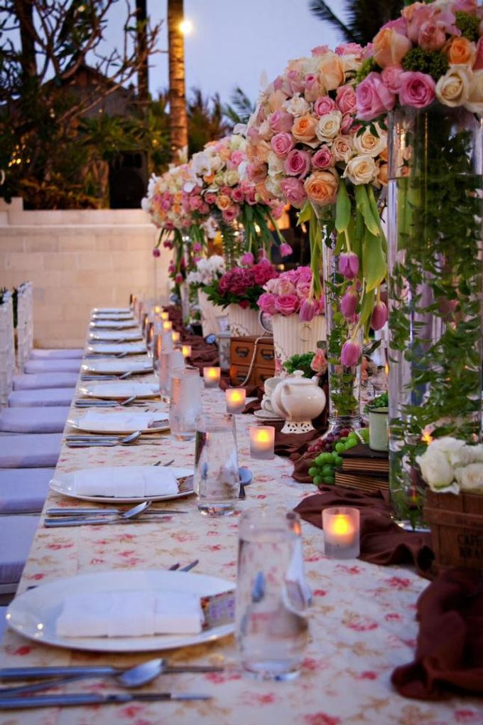 Anthony & Michelle Wedding  Engagement by AiLuoSi Wedding & Event Design Studio - 002
