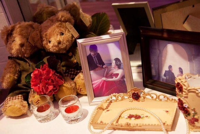 Detail of AiLuoSi by AiLuoSi Wedding & Event Design Studio - 009