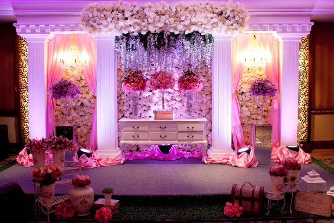 Detail of AiLuoSi by AiLuoSi Wedding & Event Design Studio - 010